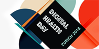 Logo Digital Health Day Zurich 2018